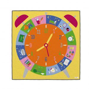 Covor joc Invata Ceasul