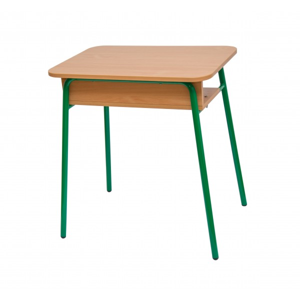 Pupitru scolar individual, model Bazic, H = 810 MM
