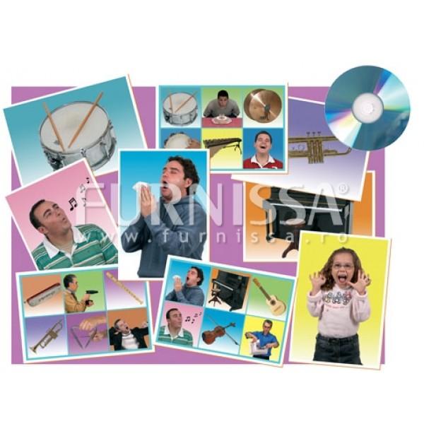 Bingo recunoaste sunetele instrumentelor 13814