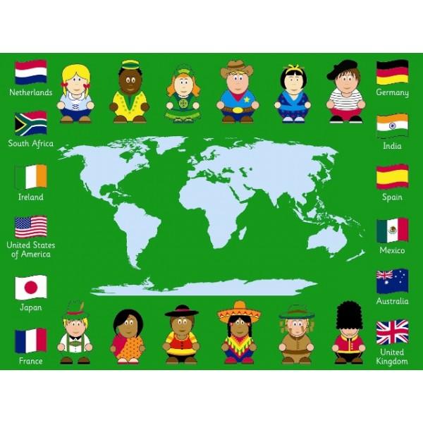 Carpeta copiii lumii
