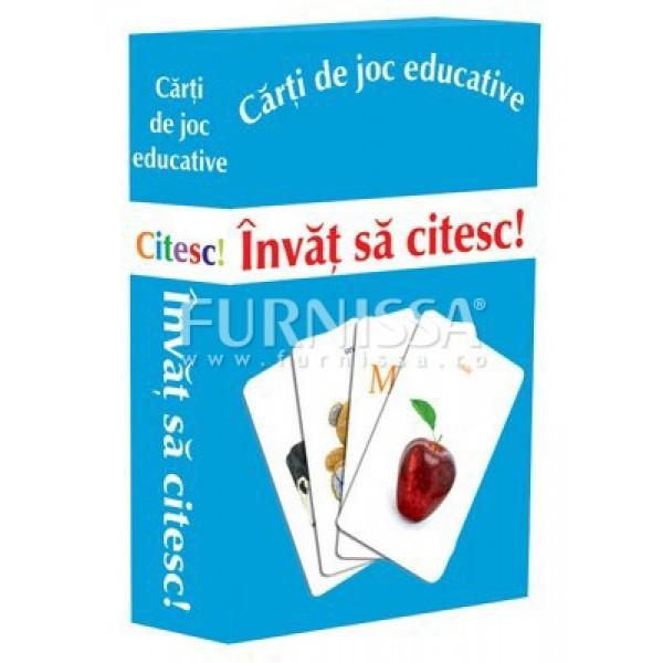 CARTI DE JOC EDUCATIVE- INVAT SA CITESC