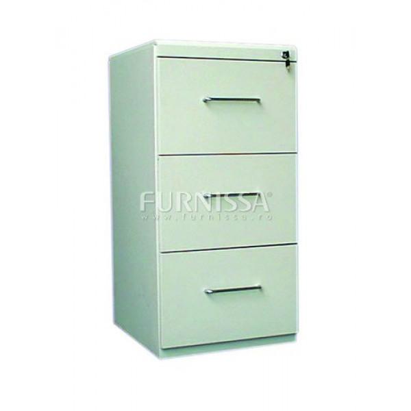 Clasificator cu 3 sertare pentru dosare