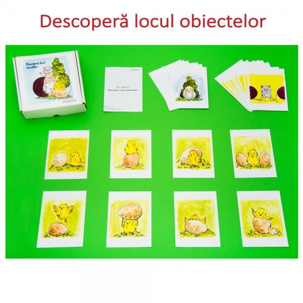 Descopera Locul Obiectelor