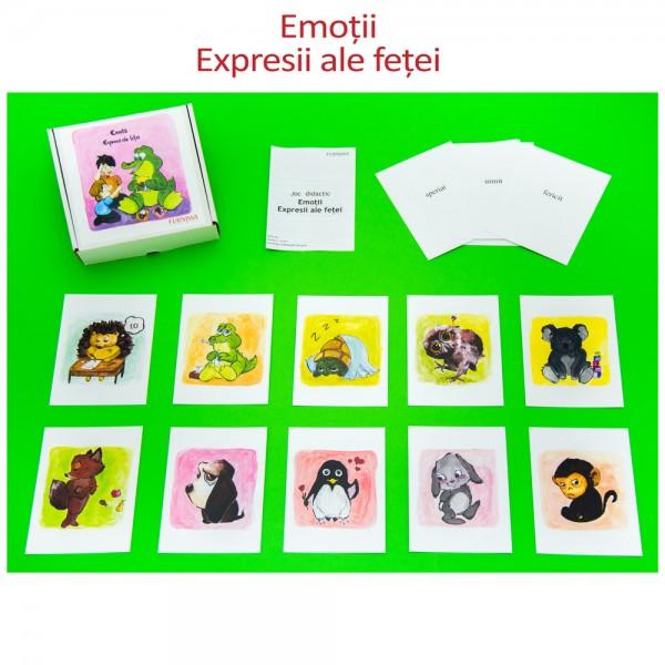 Emotii-Expresii ale Fetei 1