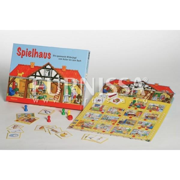 Joc descrie casa – limba germana