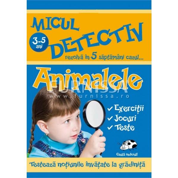 MICUL DETECTIV – ANIMALELE