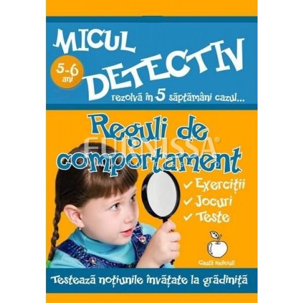 MICUL DETECTIV – REGULI DE COMPORTAMENT