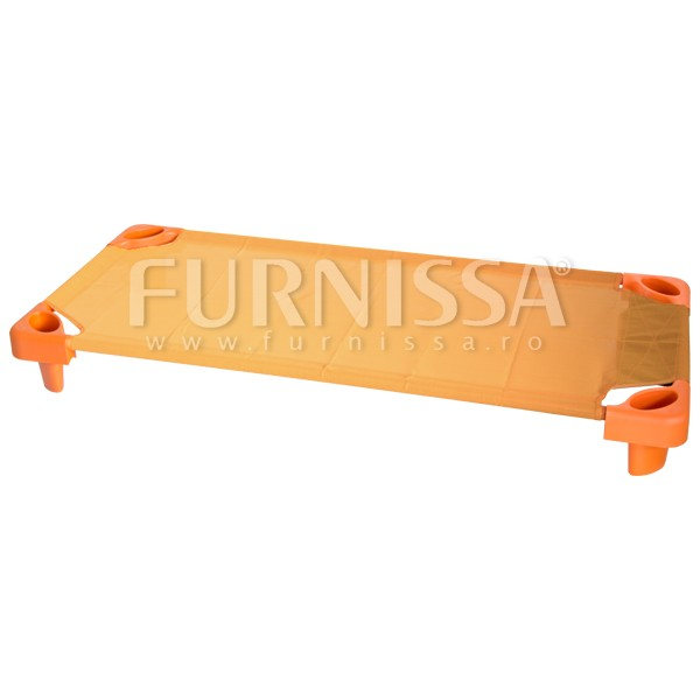 Pat gradinita stivuibil portocaliu, H150