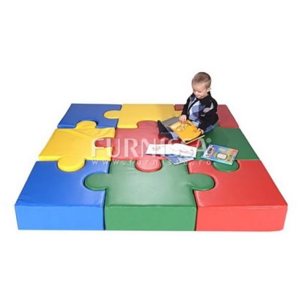 Platforma de joaca puzzle