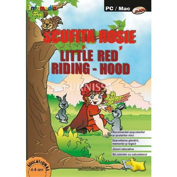 """Povesti interactive si nu numai – Scufita Rosie"""