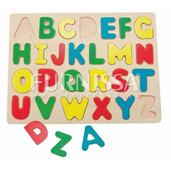 Puzzle cu Litere 02