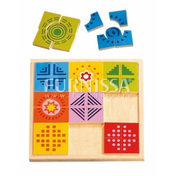 Puzzle curcubeu