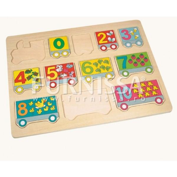 Puzzle Numere si Multimi