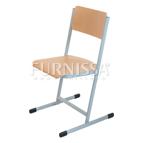 Scaun scolar – Topblock, H = 420 MM