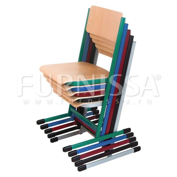 Scaun scolar Topblock T6 15099
