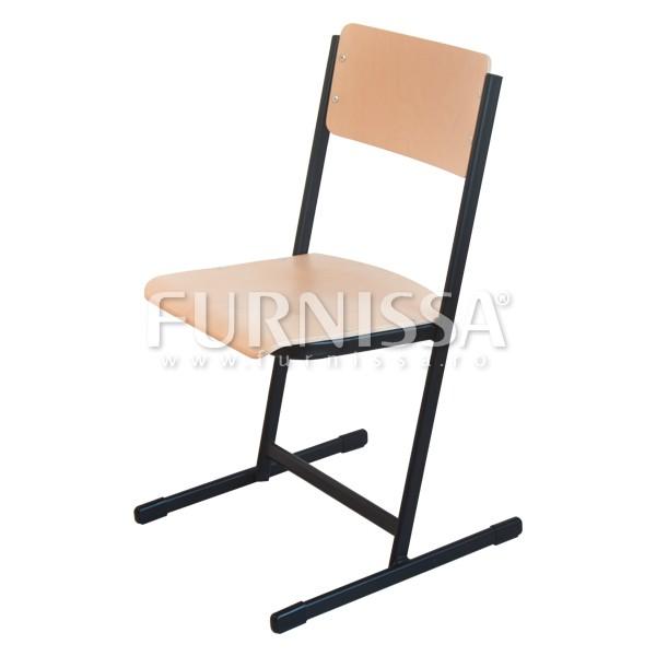 Scaun scolar – Topblock, H = 500 MM
