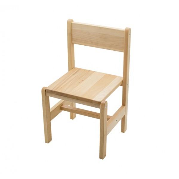 Scaun din lemn pentru gradinita, T2