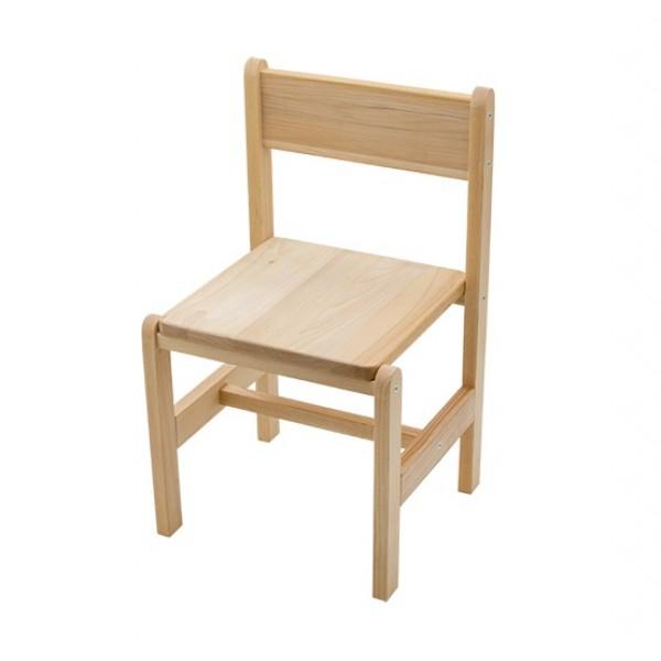 Scaun din lemn pentru gradinita, T3