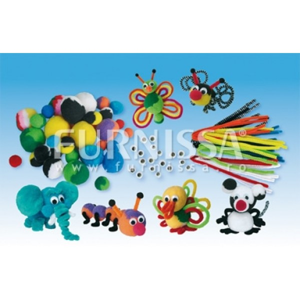 Set Creativ Figurine Soft 2