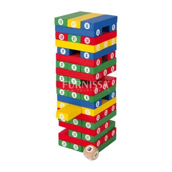 Turnul cu numere