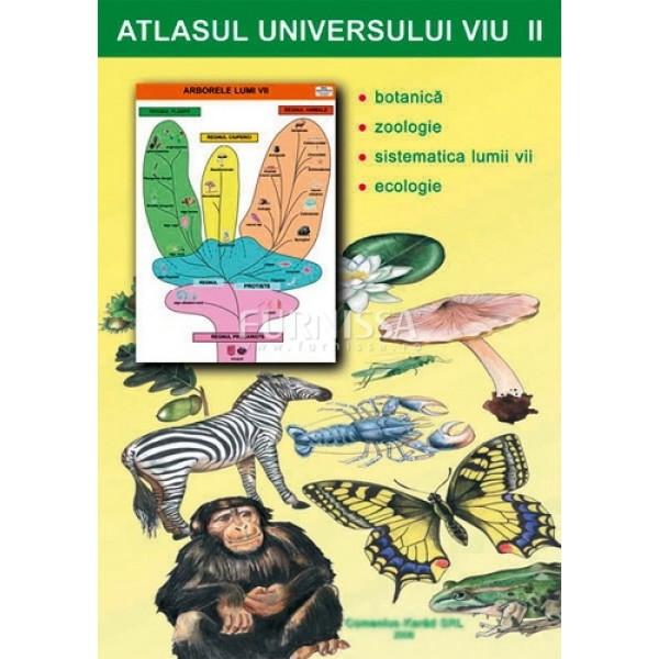 atlasul universului viu – vol II