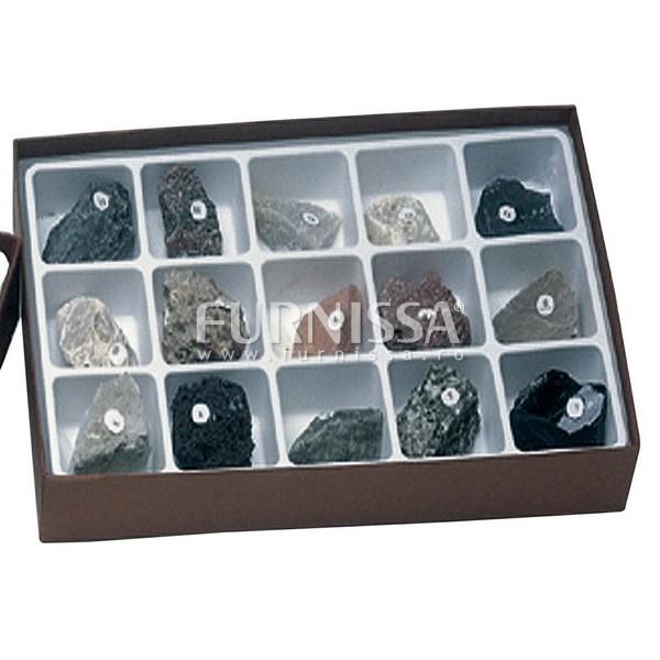 Colectie de roci