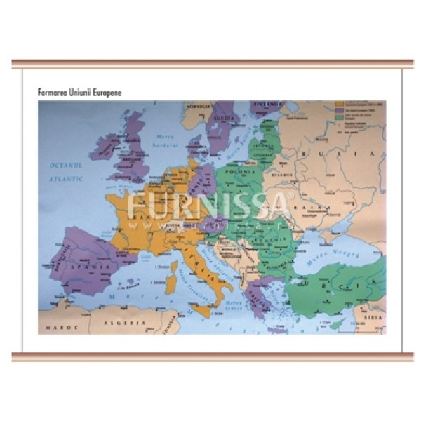 Formarea Uniunii Europene