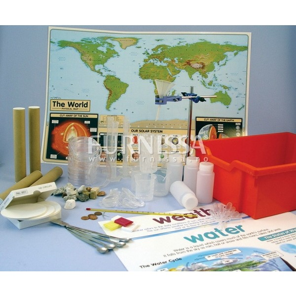 Kit pentru geografie