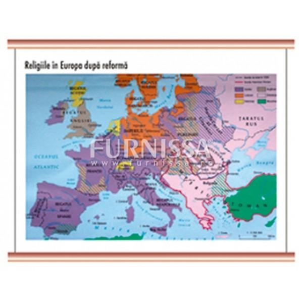Religiile in Europa dupa Reforma