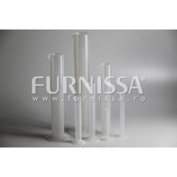 Set 7 cilindri din plastic gradati
