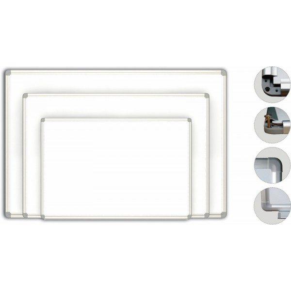 Tabla Scolara Magnetica Alba 2000×1000