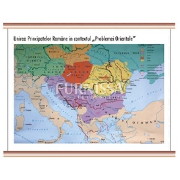 Unirea Principatelor Romane in contextul problemei Orientale