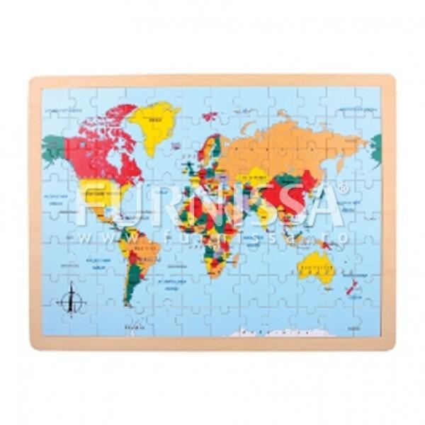 Puzzle – Tarile Lumii
