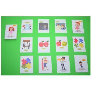 Joc didactic – Folosim corect adjectivele şi Formulăm propoziţii