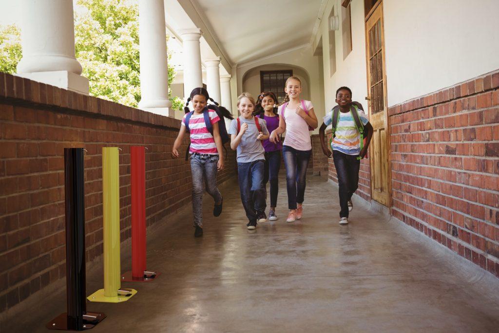 dispenser dezinfectant scoli gradinite