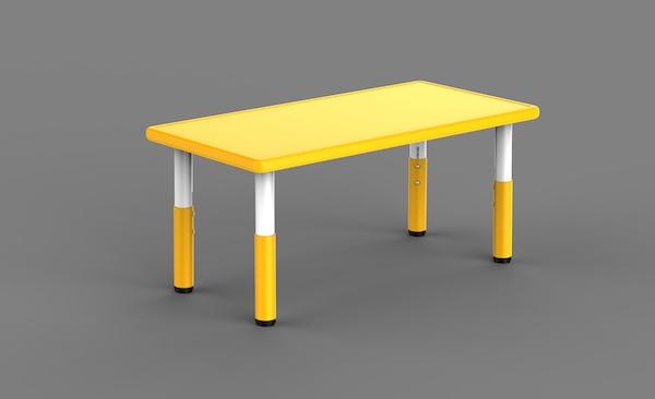 masa din plastic pentru gradinita