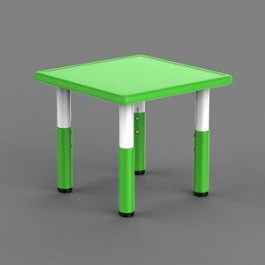 Masa Plastic Reglabila – Patrata, Verde