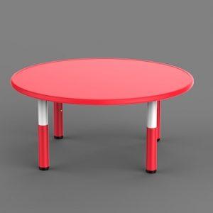 Masa Plastic Reglabila – Rotunda, Rosie