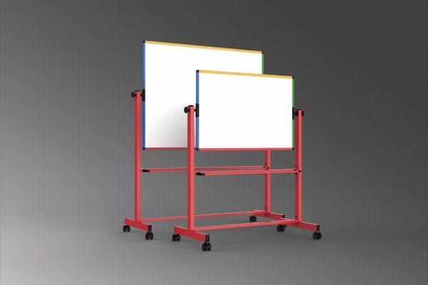 table scolare rotative si mobile
