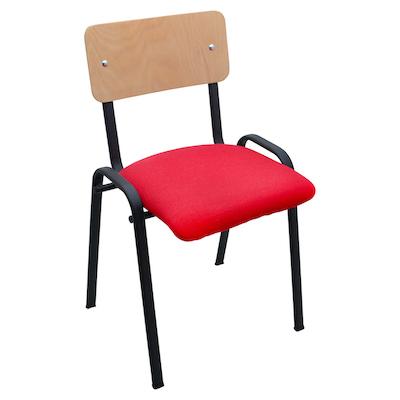 scaun tapitat pentru elev