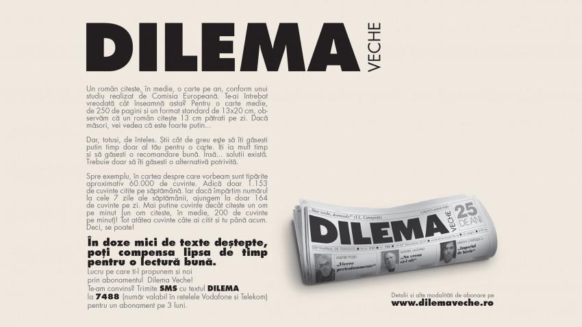 Furnissa susţine excelenţa în educaţie – Conferinţele Dilema Veche