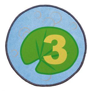 Set 10 minicarpete rotunde –  activitati